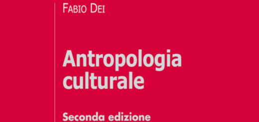 Copertina di Antropologia culturale