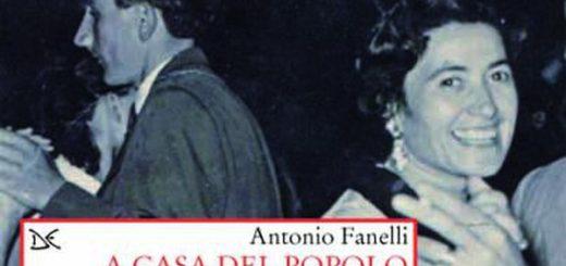 Copertina di A casa del popolo, di Antonio Fanelli